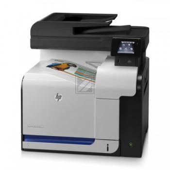 Hewlett Packard Laserjet Pro 500 color MFP M 570 DN