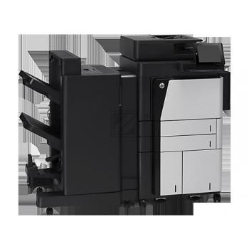 Hewlett Packard Laserjet Enterprise Flow M 830 Z