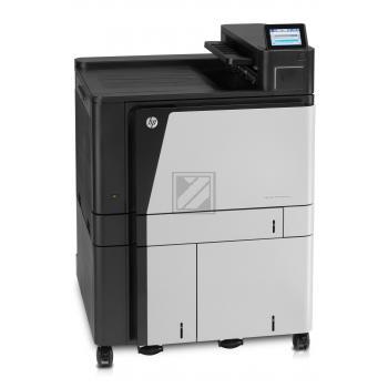 Hewlett Packard Color Laserjet Enterprise M 855 X +