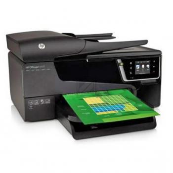 Hewlett Packard Officejet 6600 E