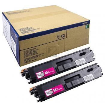 Brother Toner-Kit 2 x magenta (TN-900MTWIN)
