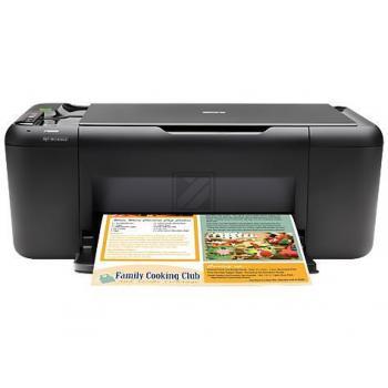 Hewlett Packard Deskjet F 4500 AIO
