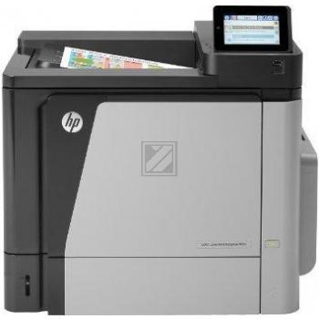 Hewlett Packard Color Laserjet Enterprise M 651 N