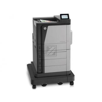 Hewlett Packard Color Laserjet Enterprise M 651 XH