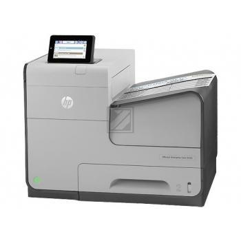 Hewlett Packard Officejet Enterprise Color X 555 XH