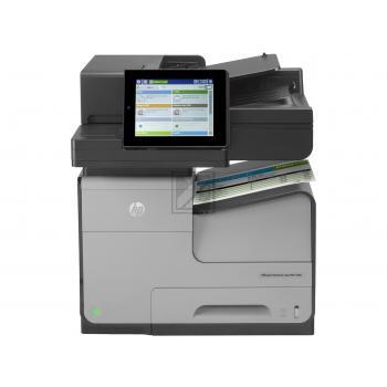 Hewlett Packard Officejet Enterprise Color MFP X 585 DN