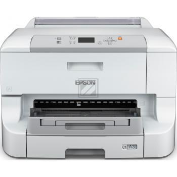 Epson Workforce Pro WF 8010 DW