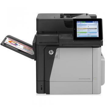 Hewlett Packard Laserjet Enterprise Flow  MFP M 680