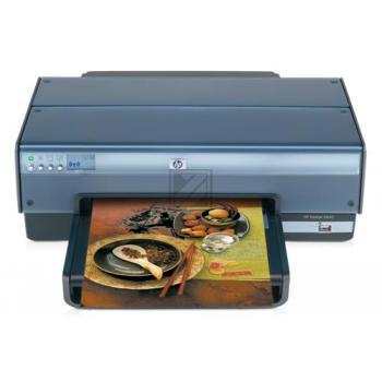 Hewlett Packard Deskjet 6940 W