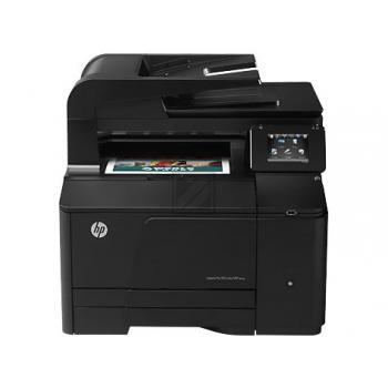 Hewlett Packard Laserjet Pro 200 Color MFP M 276 NW
