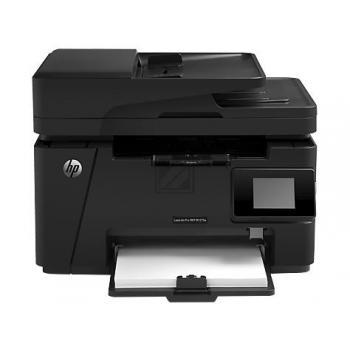 Hewlett Packard Laserjet Pro MFP M 128 FP