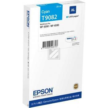Epson Tintenpatrone cyan (C13T908240, T9082)