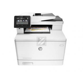 Hewlett Packard Color Laserjet Pro MFP M 477 FDW