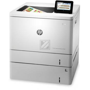 Hewlett Packard Color Laserjet Enterprise M 577 F