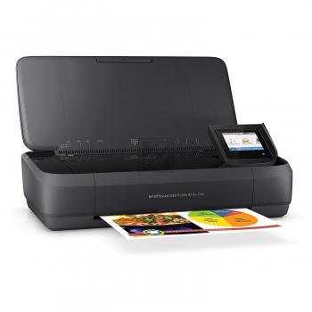 Hewlett Packard Officejet 250 Mobile