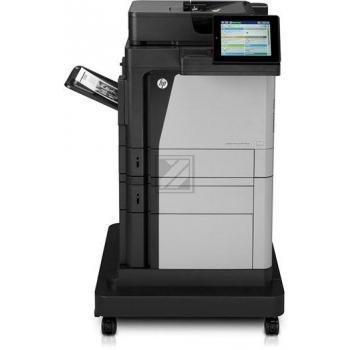 Hewlett Packard Laserjet Enterprise Flow MFP  M 630 Z