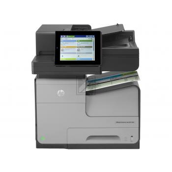 Hewlett Packard Officejet Managed Color MFP X 585 DNM