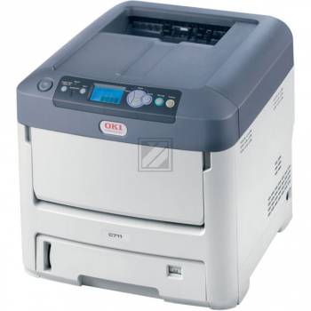 OKI C 711 DM Dicom Printer
