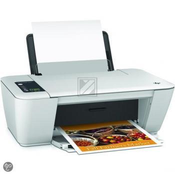 Hewlett Packard Deskjet 2543 AIO