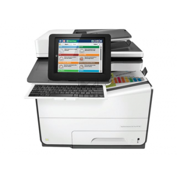 Hewlett Packard PageWide Managed Color Flow MFP E 58650
