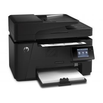 Hewlett Packard Laserjet Pro MFP M 127 FP
