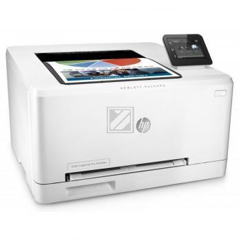 Hewlett Packard Color Laserjet Pro 200 M 252 N
