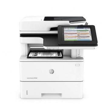 Hewlett Packard Laserjet Managed Flow MFP M 527 CM