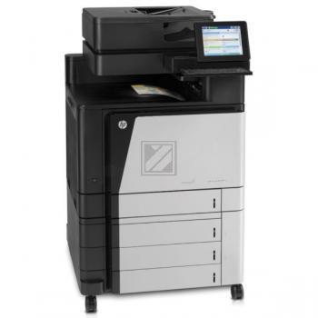 Hewlett Packard Color Laserjet Managed Flow MFP M 880 ZM
