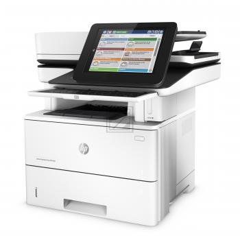 Hewlett Packard Color Laserjet Managed Flow MFP M 577 CM