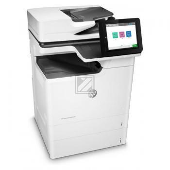 Hewlett Packard Color Laserjet Enterprise MFP 681 F