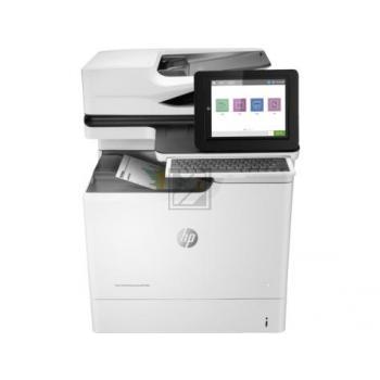 Hewlett Packard Color Laserjet Enterprise MFP M 681 F