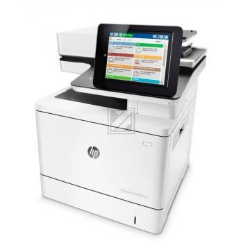 Hewlett Packard Color Laserjet Enterprise M 577 F MFP