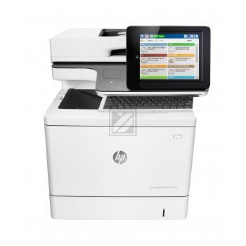 Hewlett Packard Color Laserjet Enterprise Flow MFP M 577 C