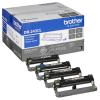 Brother Fotoleitertrommel gelb, cyan, schwarz, magenta (DR-243CL)