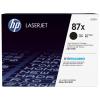 HP Toner-Kartusche Contract (nur für Vertragskunden) schwarz HC (CF287XH, 87X)