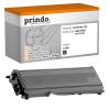 Prindo Toner-Kit (Basic) schwarz HC (PRTBTN2120 Basic) ersetzt TN-2120