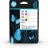 HP Tintenpatrone gelb, cyan, schwarz, magenta (6ZC65AE, 950, 951)