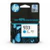 HP Tintenpatrone cyan (CN058AE, 933)