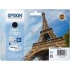 Epson Tintenpatrone schwarz HC (C13T70214020, T7021)