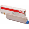 OKI Toner-Kit schwarz (45862840)