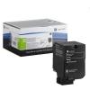 Lexmark Toner-Kit Return schwarz HC (74C2SK0)
