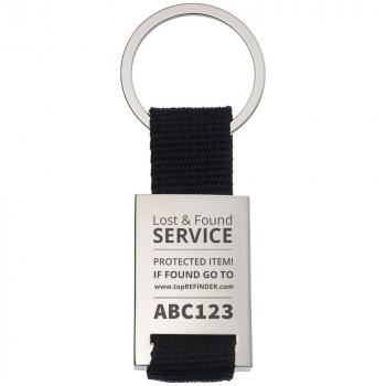 Hochwertiger, kompakter Schlüsselanhänger