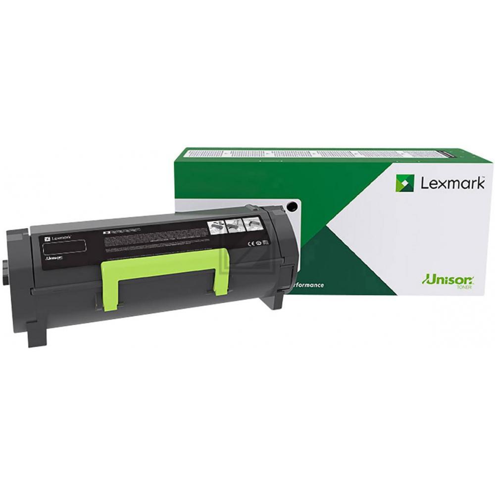 Lexmark Toner-Kit Return Program schwarz HC plus (B262U00)