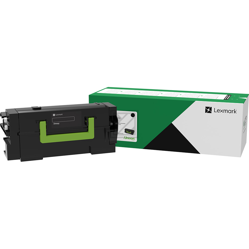 Lexmark Toner-Kit Return Program schwarz (B282X00)