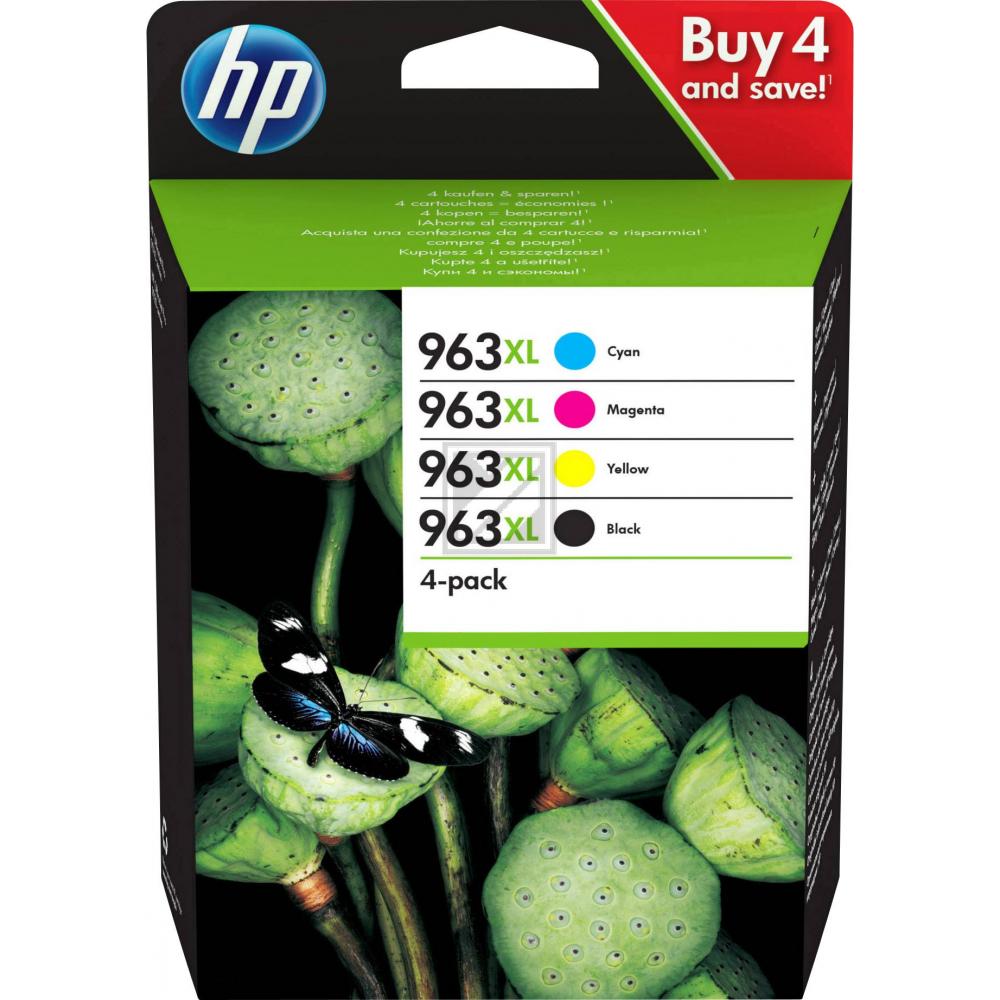 3YP35AE / Nr.963XLCMYK HP OJ PRO 9010 TINTE (4) / 3YP35AE