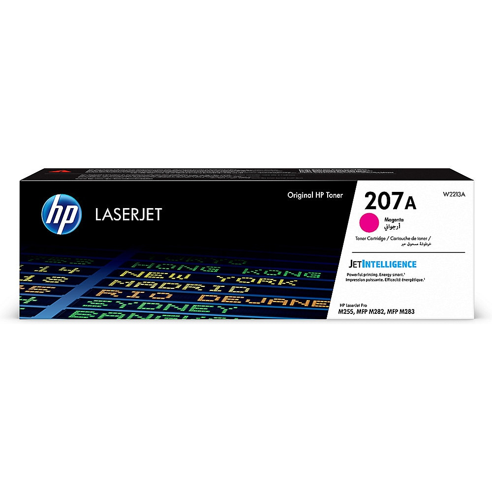 HP 207A (W2213A) magenta Tonerkartusche / W2213A // 1.250 S.