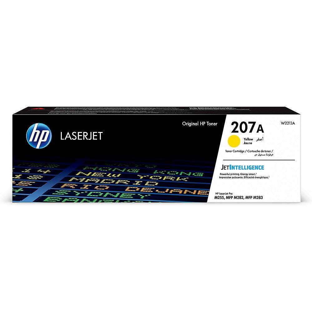 HP 207A (W2212A) gelb Tonerkartusche / W2212A // 1.250 S.