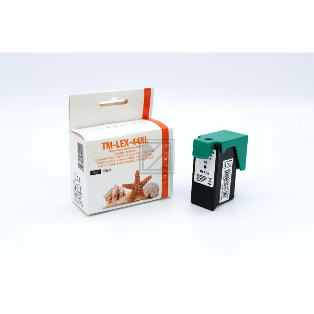 Refill Tinte Black für Lexmark / 18Y0144E /25ml