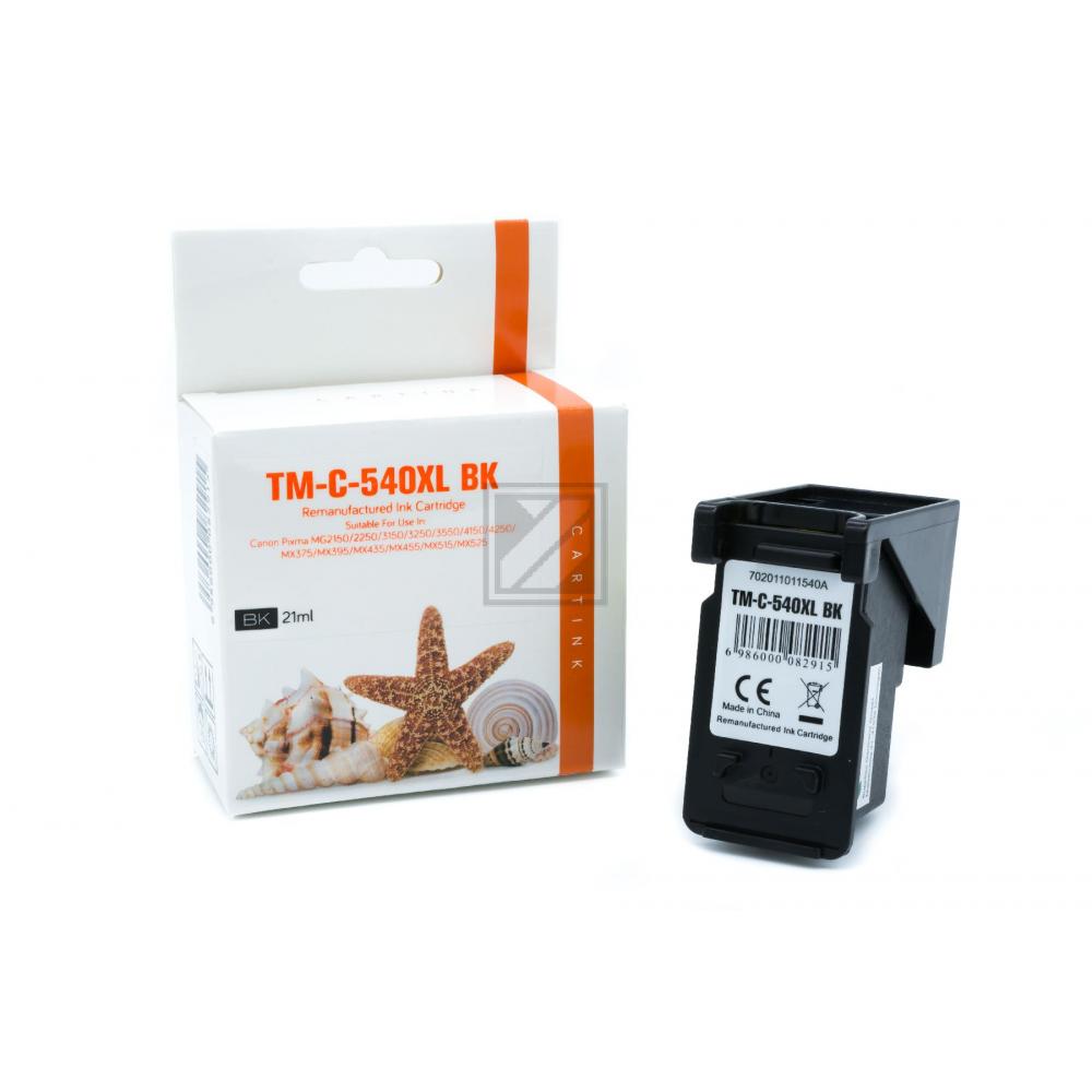 REFPG540XL Refil Tinte Black für Canon  / 5222B005 / 21ml