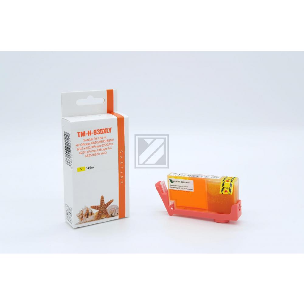 Refill Tinte Yellow für HP / C2P26AE / 11ml